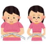 お腹痩せに即効!すぐに内臓脂肪が減った2つのポイント!